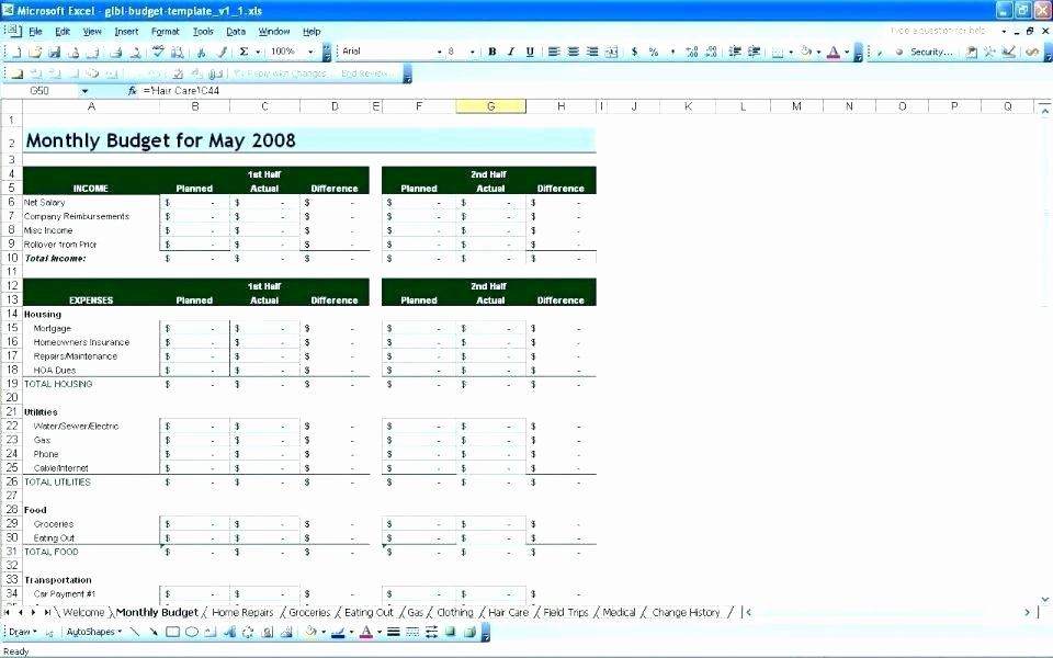 Budget Excel Template Mac Fresh Free Numbers Spreadsheet Templates – Flybymedia