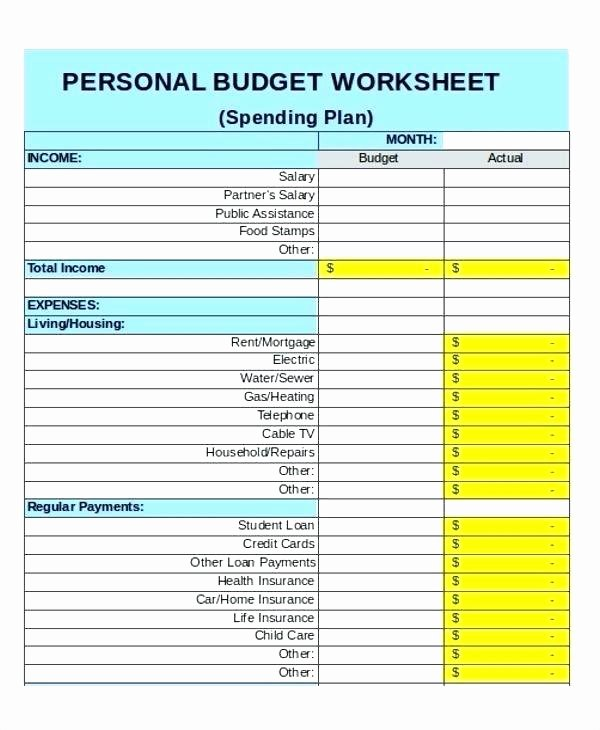 Budget Excel Template Mac Luxury Bud Excel Template Free Bud Ing In Spreadsheet Mac