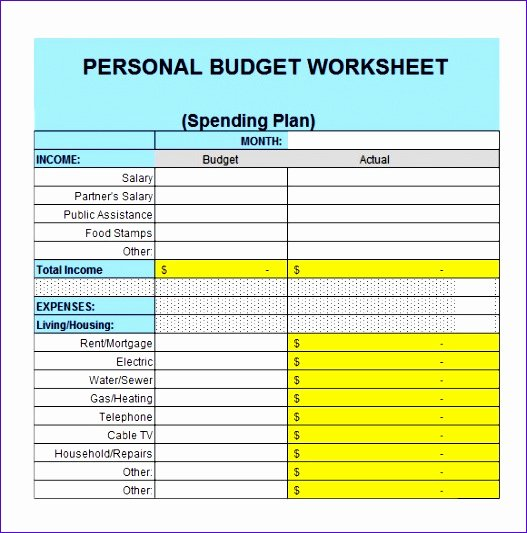 Budget Excel Template Mac Unique 7 Excel Bud Template Mac Exceltemplates Exceltemplates