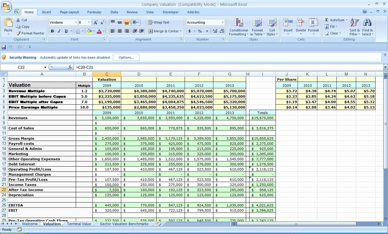 Budget Template for Business Fresh Business Plan Template Excel Excel Templates