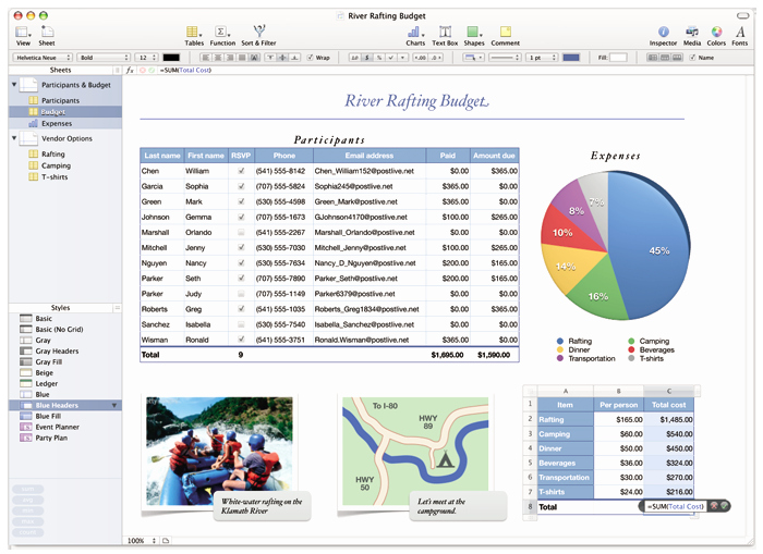 Budget Template for Numbers Mac Awesome Ways to Crack Apple Numbers Password