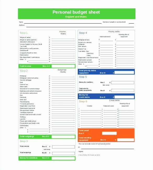 Budget Template for Numbers Mac Fresh Bud Worksheet Template Sample Church Bud Template