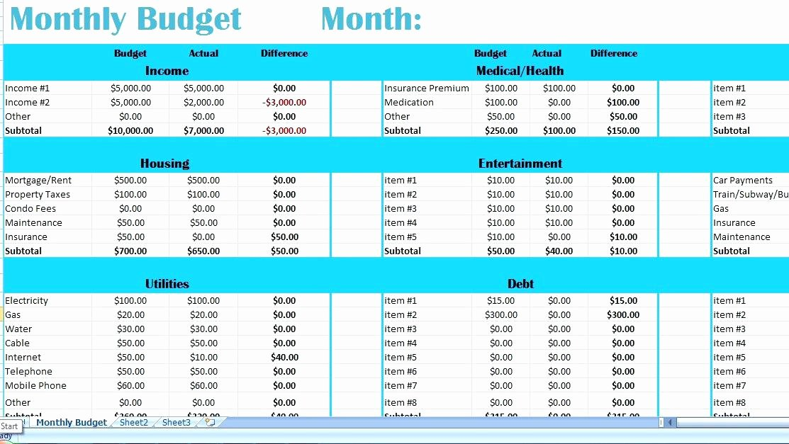 Budget Template for Numbers Mac New Pretty Numbers Bud Template Gallery Home