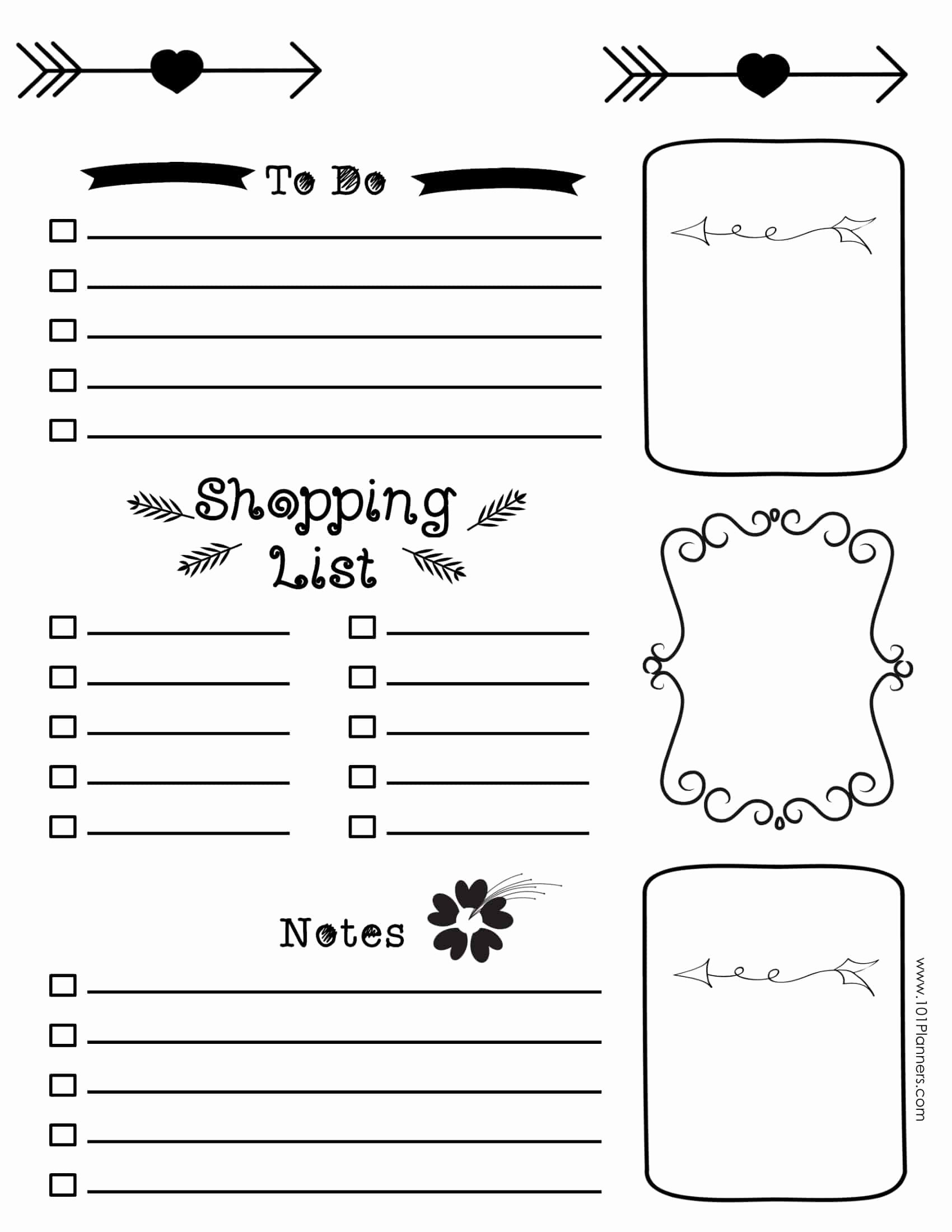 Bullet Journal Excel Template Lovely Free Bullet Journal Printables