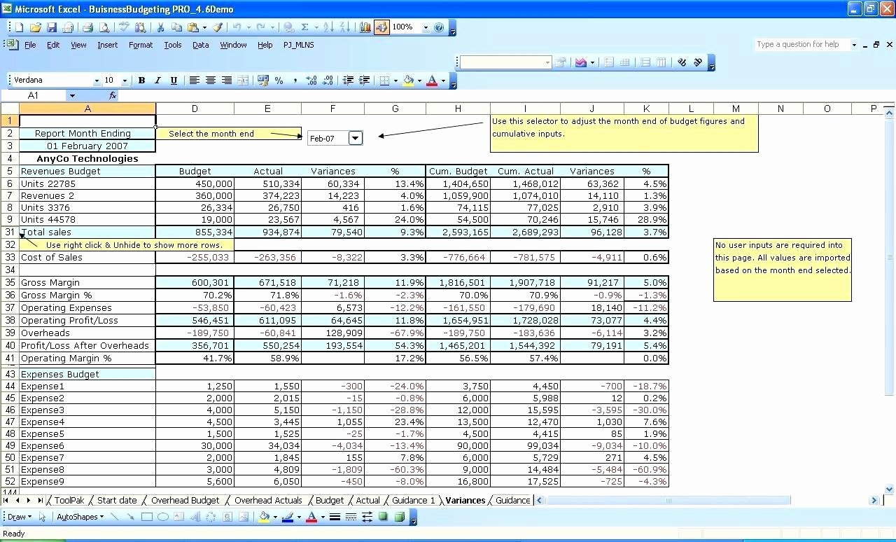 Business Budget Template Excel Awesome Capital Expenditure Excel Template
