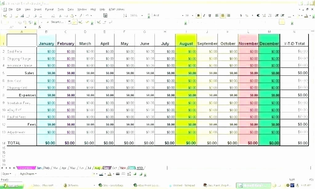 Business Budget Template Excel Inspirational Business Excel Spreadsheet Template