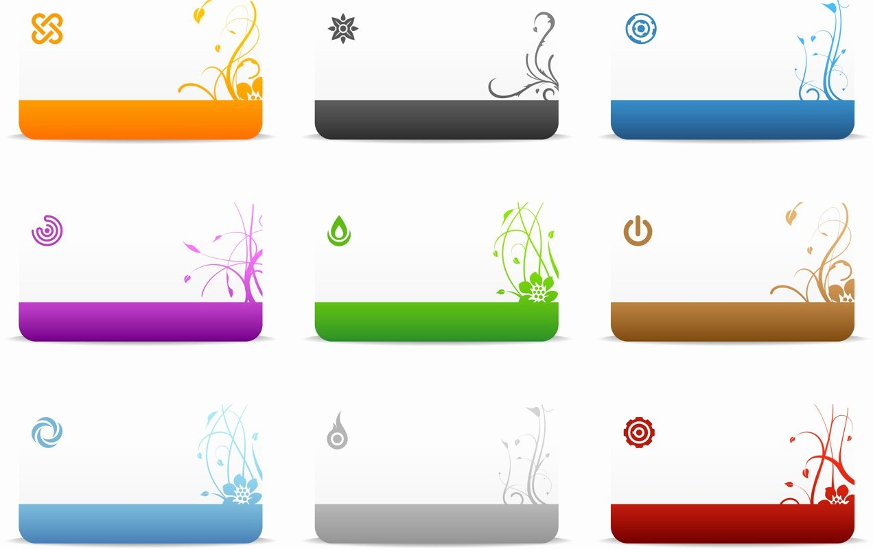 Business Card Layout Template Beautiful 15 Vector Name Card Free Blank Business Card