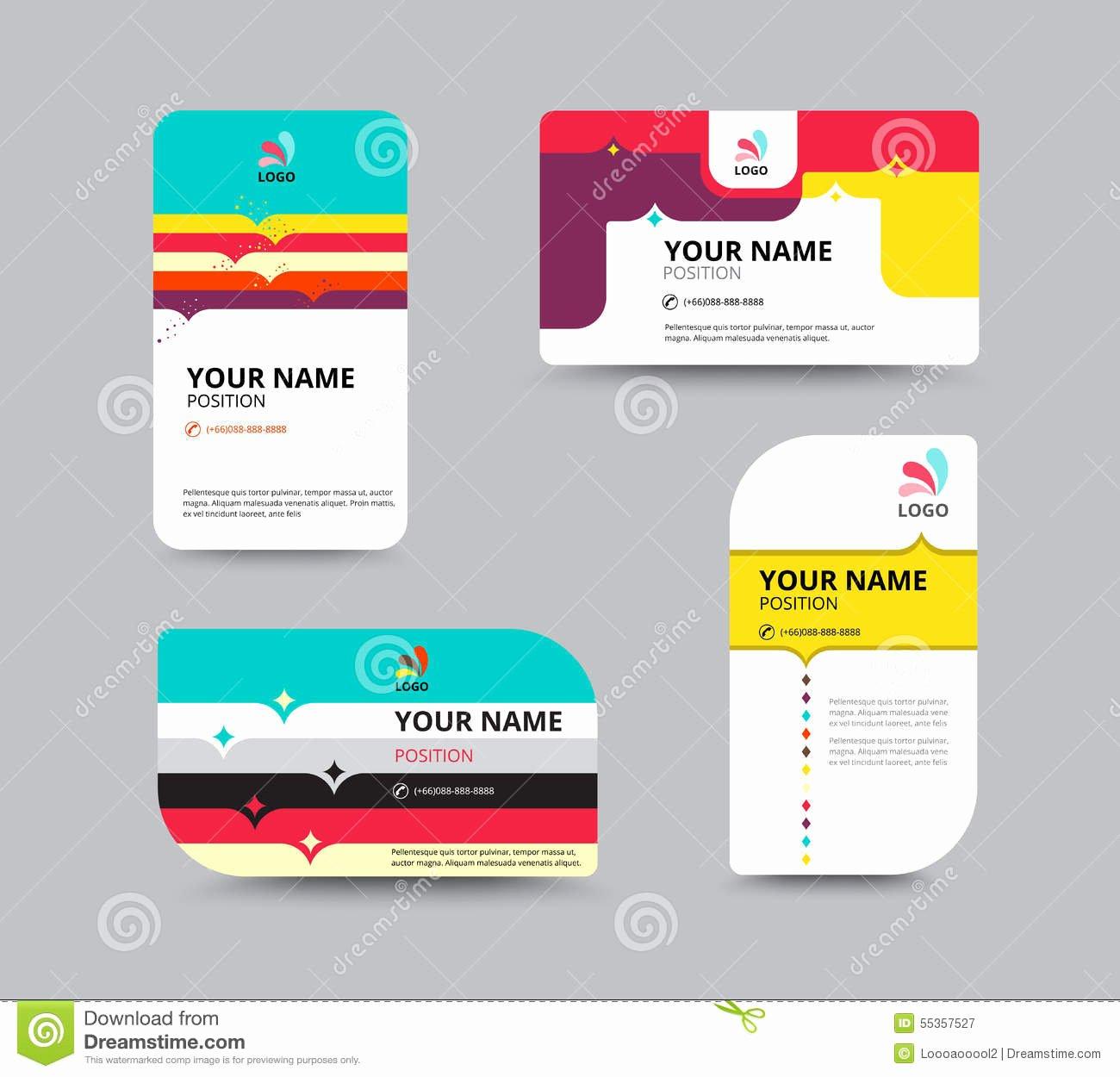 Business Card Layout Template Beautiful Business Card Template Business Card Layout Design