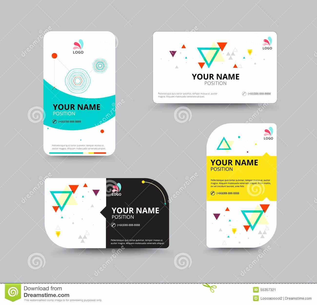 Business Card Layout Template Fresh Business Card Template Business Card Layout Design