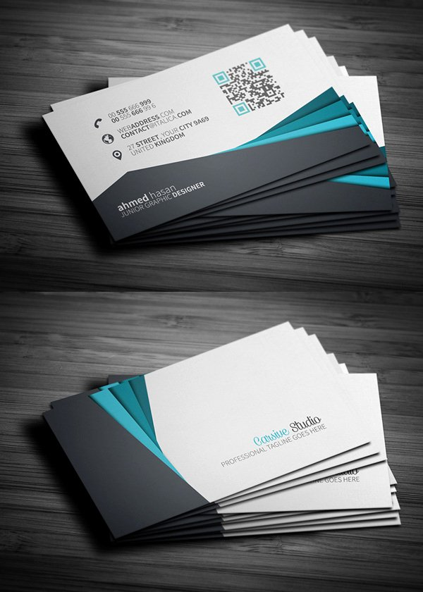 Business Card Sheet Template Luxury Free Business Cards Psd Templates Mockups