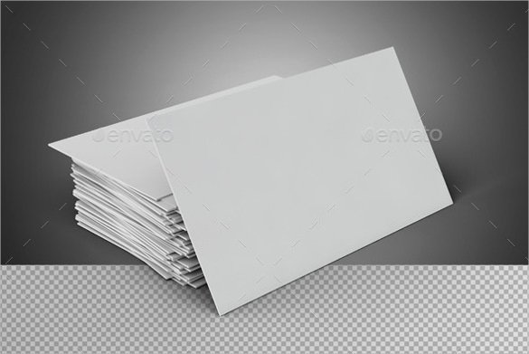 Business Card Template Blank Awesome 44 Free Blank Business Card Templates Ai Word Psd