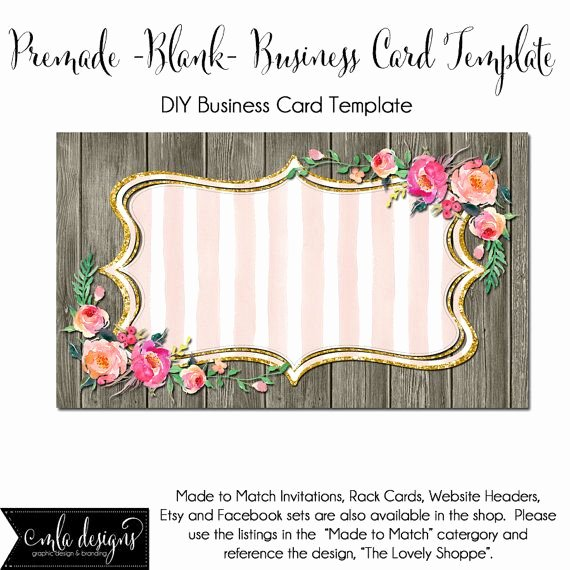 Business Card Template Blank Awesome Best 25 Blank Business Cards Ideas On Pinterest