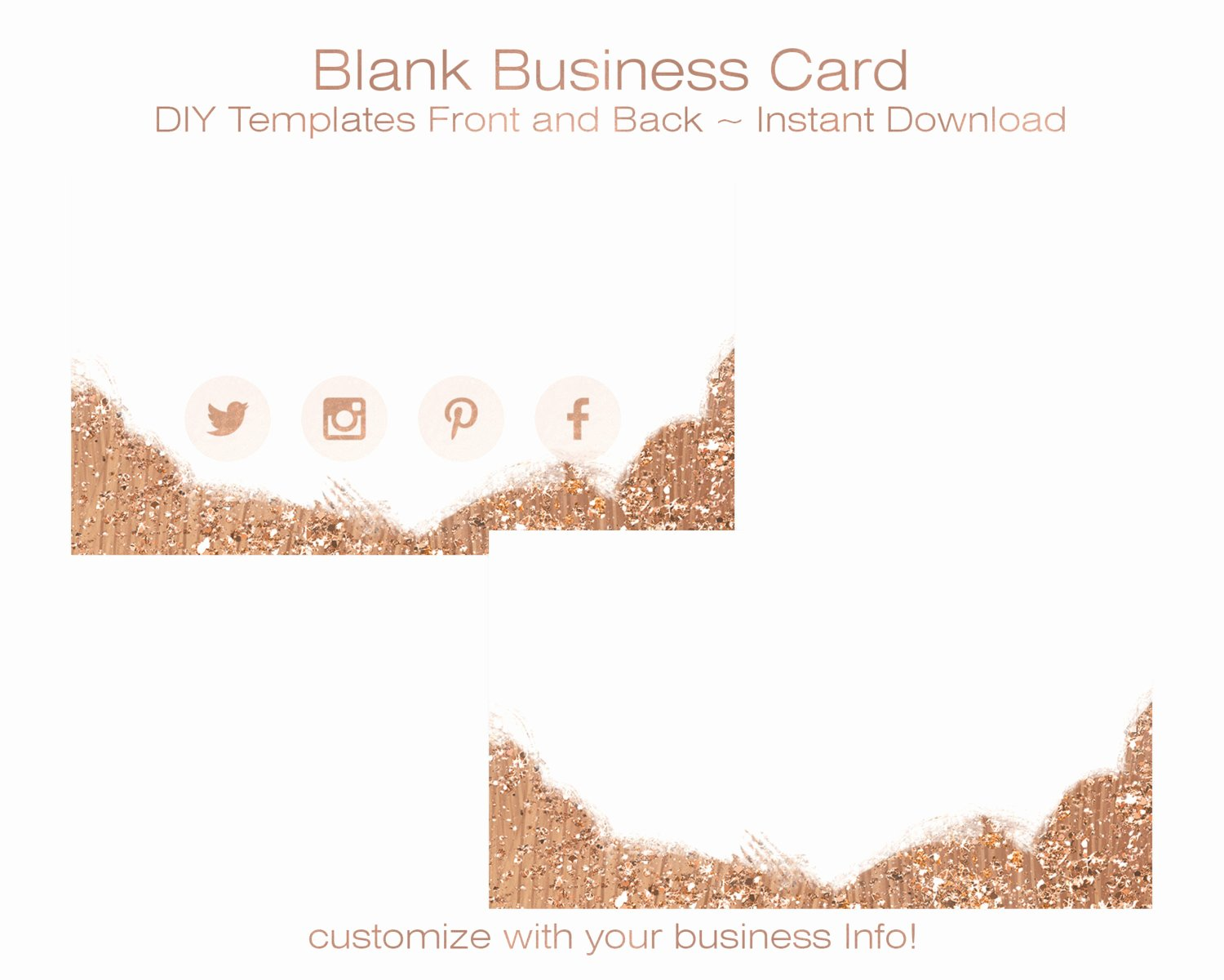 Business Card Template Blank Best Of Business Card Template Diy Blank Business Card Standard Size