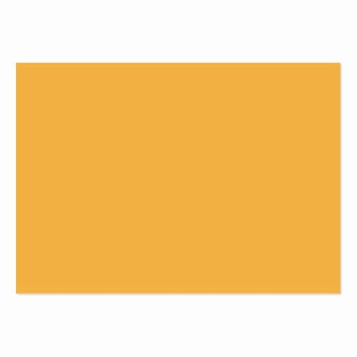 Business Card Template Blank Lovely Mustard Yellow Color Trend Blank Template Business Card