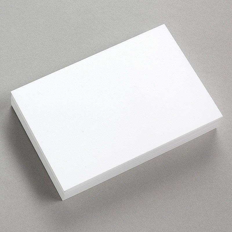 Business Card Template Blank Unique Plain White Business Card Template Free Beautiful