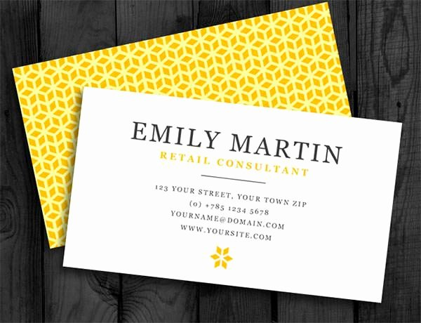 Business Card Template Printable Unique 53 Best Premium Business Card Template Designs