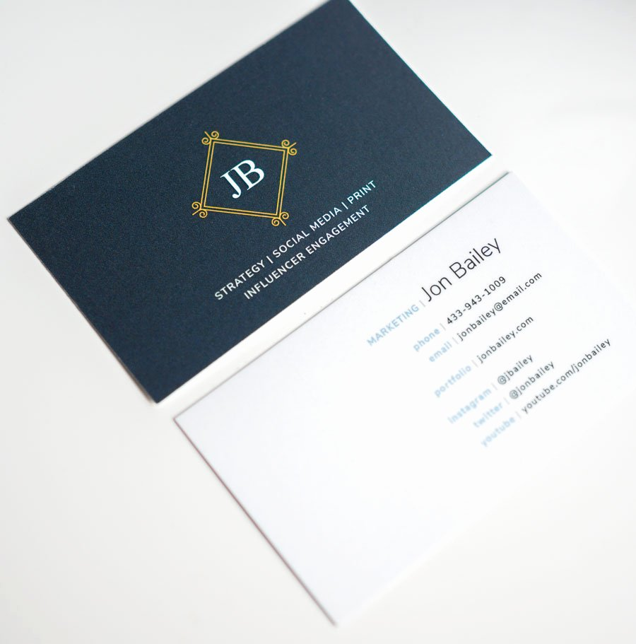 Business Card with Photo Template Lovely 5 Free Modern Business Card Templates why Business Cards