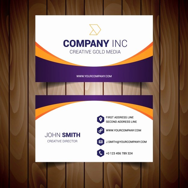 Business Card with Photo Template Lovely Shop Business Card Templates