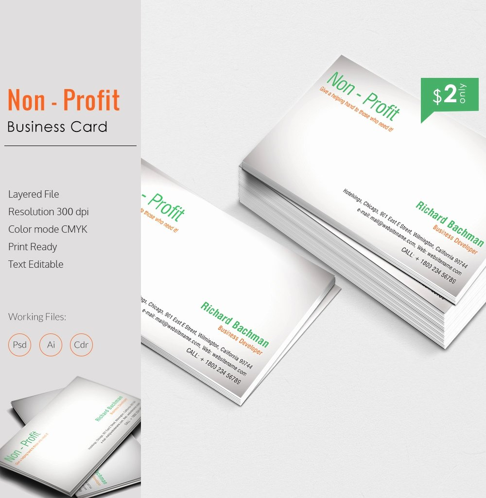 Business Card with Photo Template Luxury 53 Best Premium Business Card Template Designs