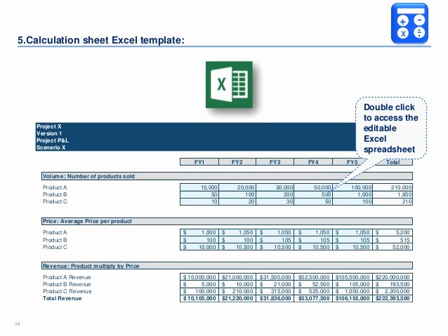 Business Case Template Excel Fresh Simple Business Case Template