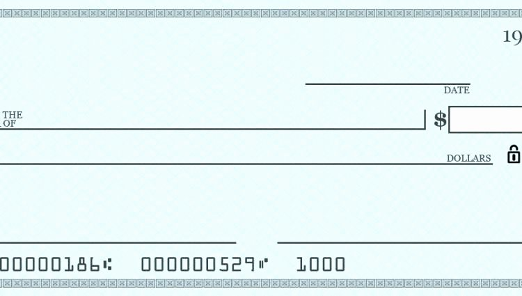 Business Check Printing Template Beautiful Blank Cheque Template Editable Presentation Checks Free