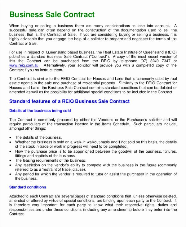 Business Contract Template Free Fresh 12 Business Contract Templates Docs Pages Word