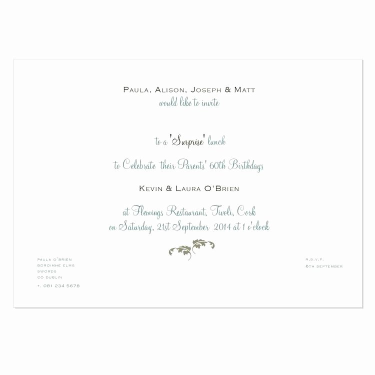 Business Dinner Invitation Template Inspirational Free Printable Business Dinner Invitation Casual Wording