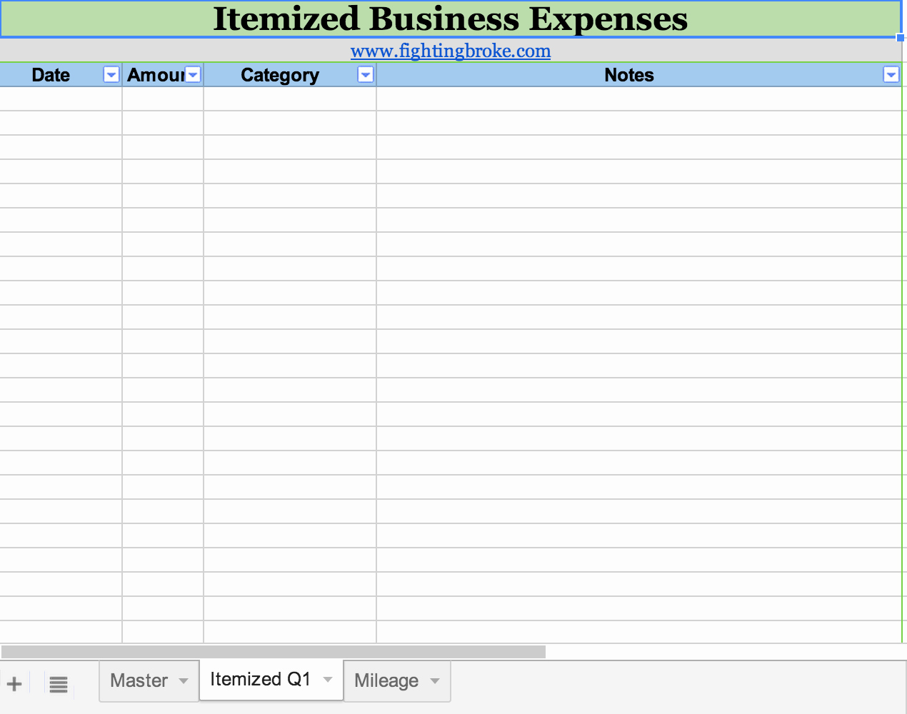 Business Expense Tracker Template Fresh Business Expense Spreadsheet Template Free Spreadsheet for