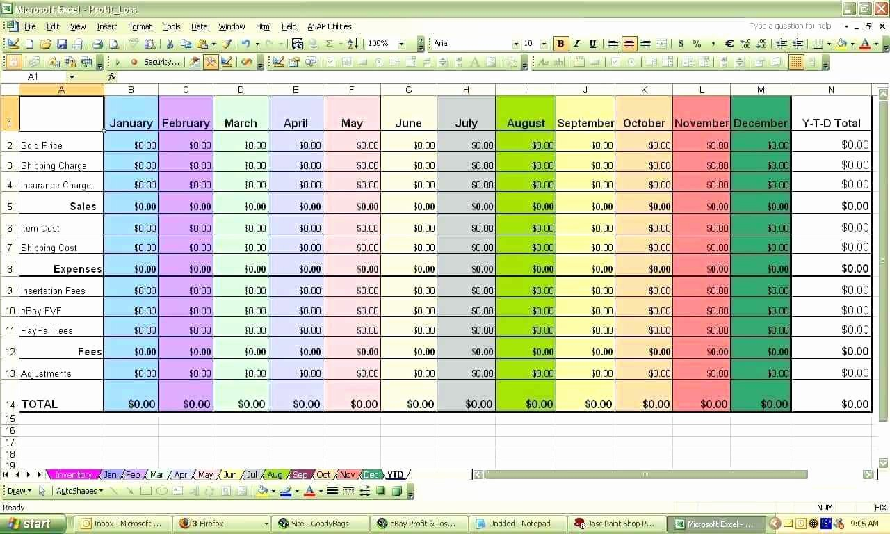 Business Expenses Excel Template New Template Business Expense Template