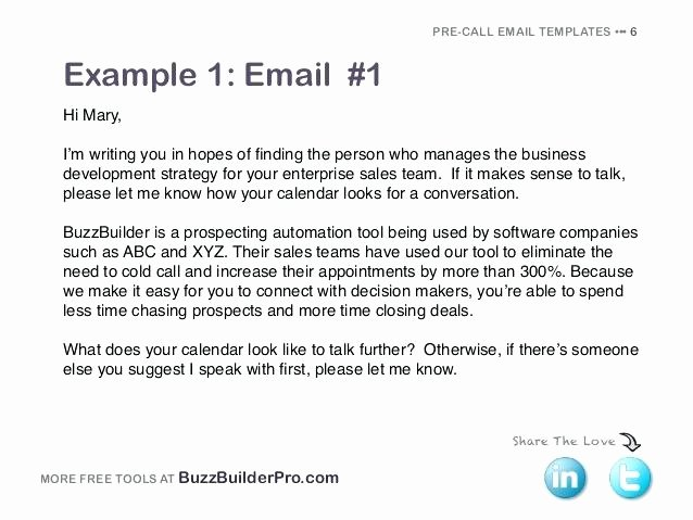 Business Introduction Email Template Beautiful 8 Sample Introductory Email to Prospective Client