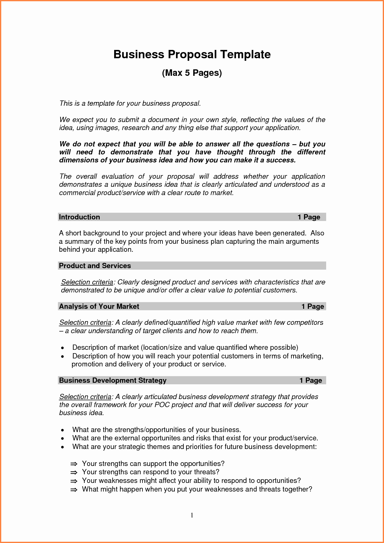 Business Loan Proposal Template Awesome 5 Small Business Loan Proposal Template