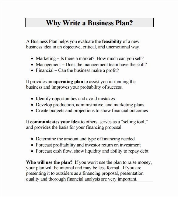 Business Loan Proposal Template Fresh 25 Free Business Proposal Templates