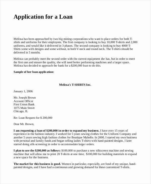 Business Loan Proposal Template New 5 Loan Proposal Templates Word Pdf Pages