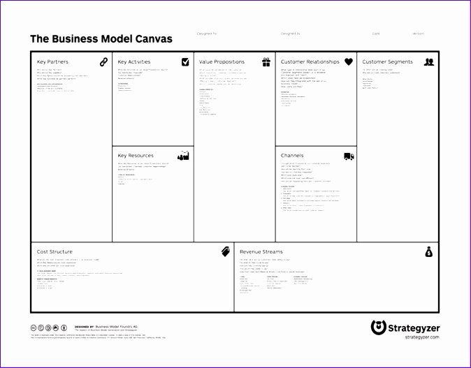 Business Model Canvas Template Excel Fresh 9 Law Firm Management Template Exceltemplates