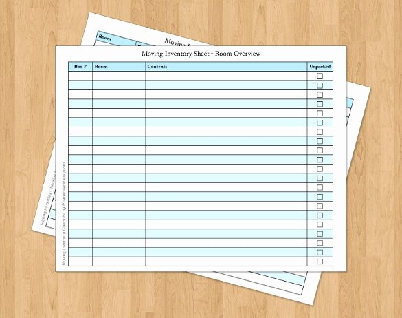 Business Moving Checklist Template Fresh Moving Checklist Template 20 Word Excel Pdf Documents