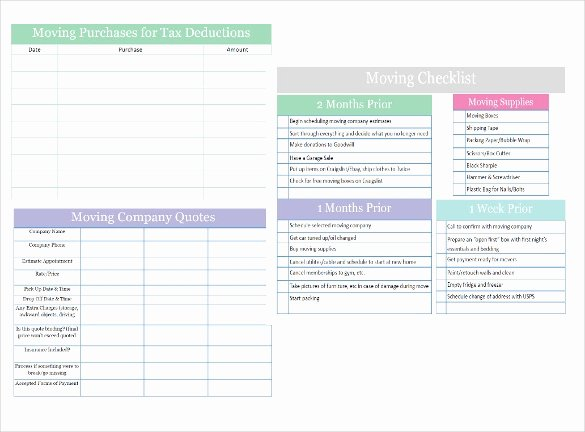 Business Moving Checklist Template Luxury Moving Checklist Template 20 Word Excel Pdf Documents