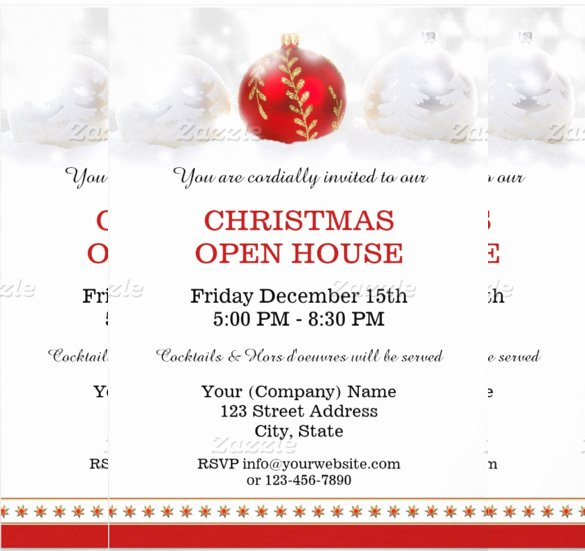 Business Open House Invitation Template Beautiful 22 Open House Invitation Templates – Free Sample Example