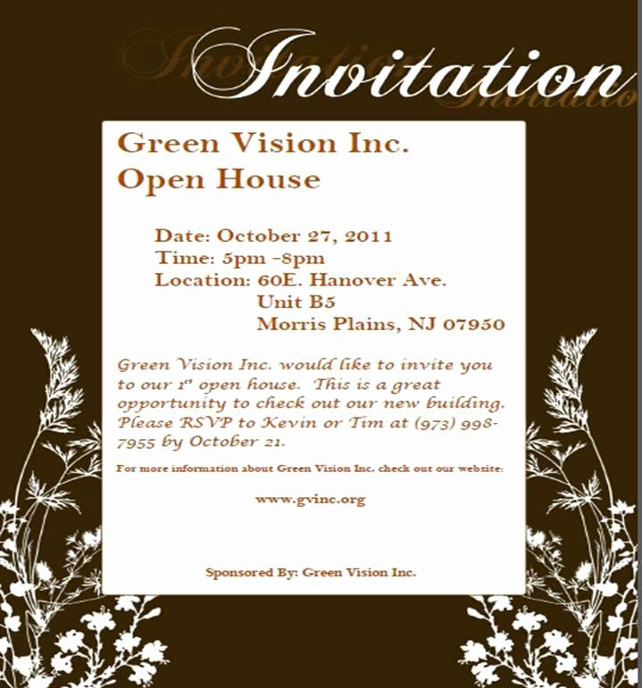 Business Open House Invitation Template New Invitation Template Business Open House Invitation