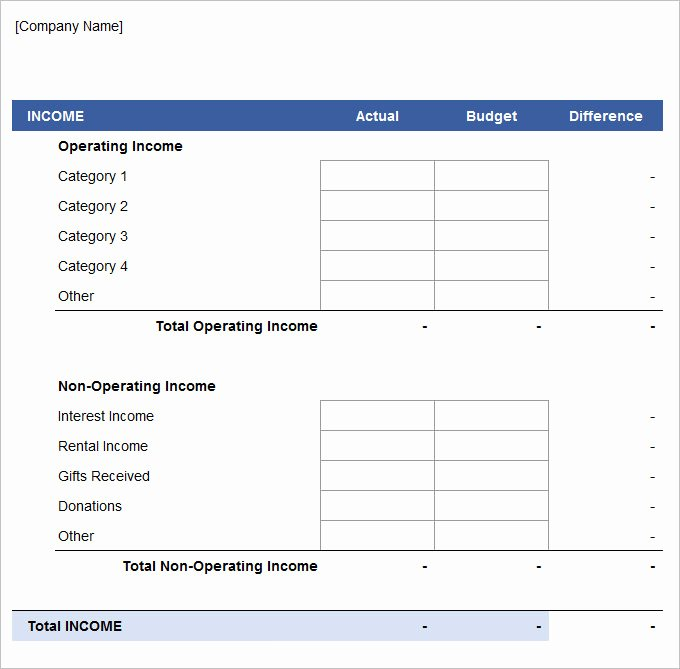 Business Plan Budget Template Unique Marketing Bud Template 23 Free Word Excel Pdf