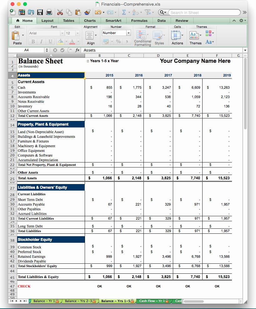Business Plan Template Excel Luxury Business Plan format Excel Sheet Free Sales Plan