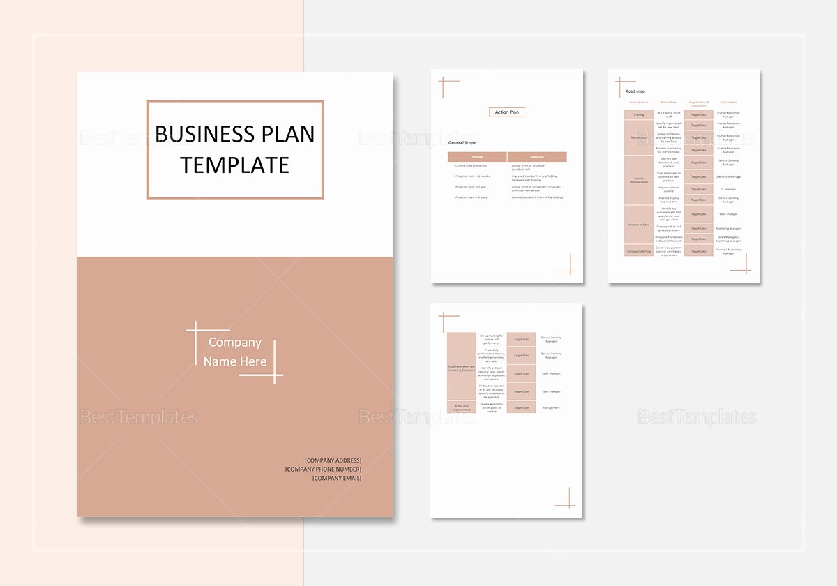 Business Plan Template Pages Mac Beautiful Business Plan Template In Word Google Docs Apple Pages
