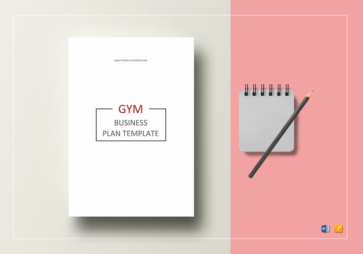 Business Plan Template Pages Mac Fresh Gym Business Plan Template In Word Google Docs Apple Pages