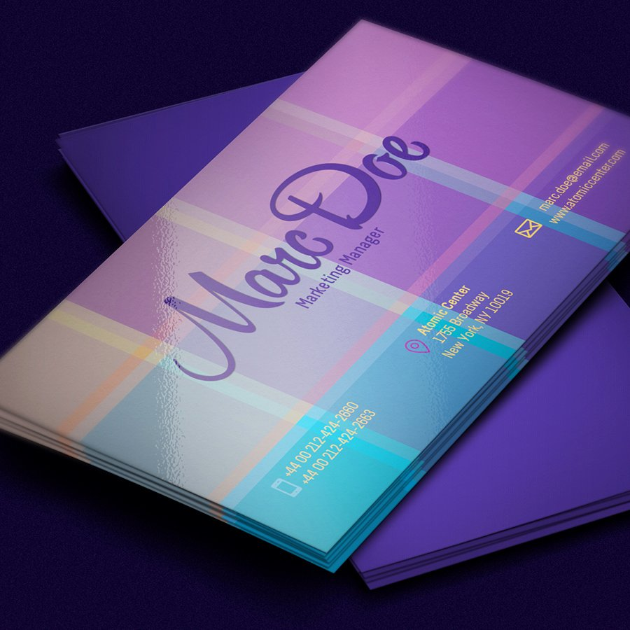 Business Postcard Template Free Beautiful 60 Ly the Best Free Business Cards 2015