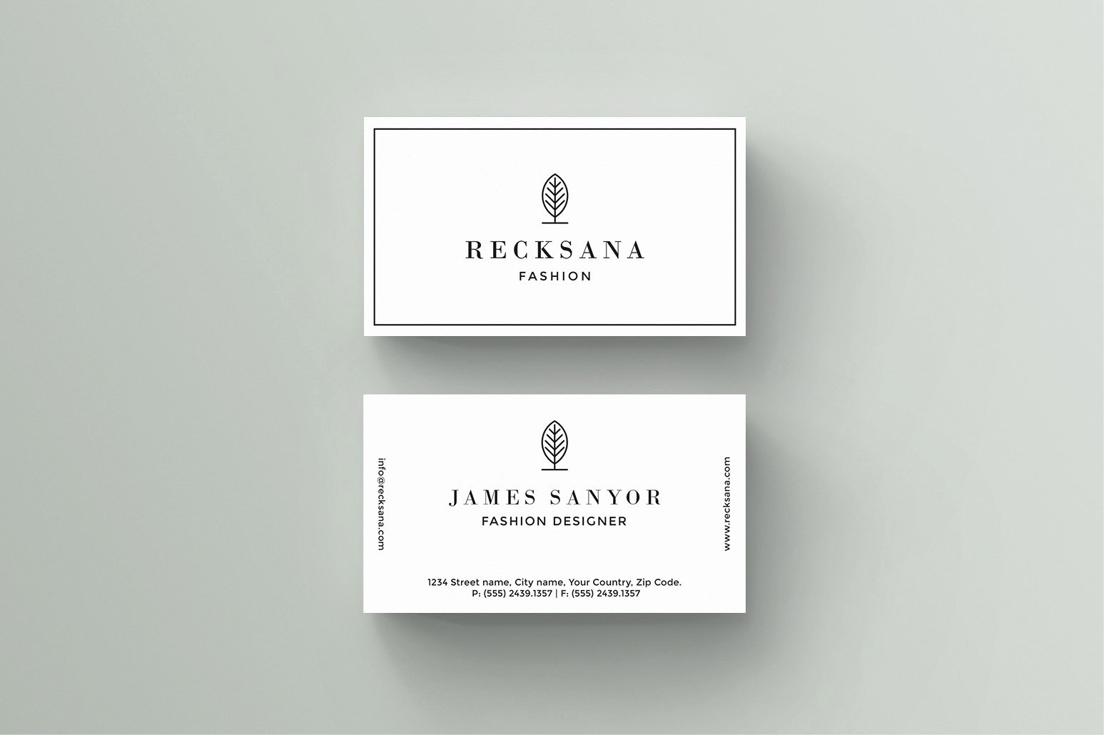 Business Postcard Template Free Best Of Recksana Business Card Template Business Card Templates