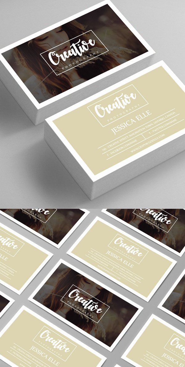 Business Postcard Template Free Elegant Free Business Card Templates Freebies