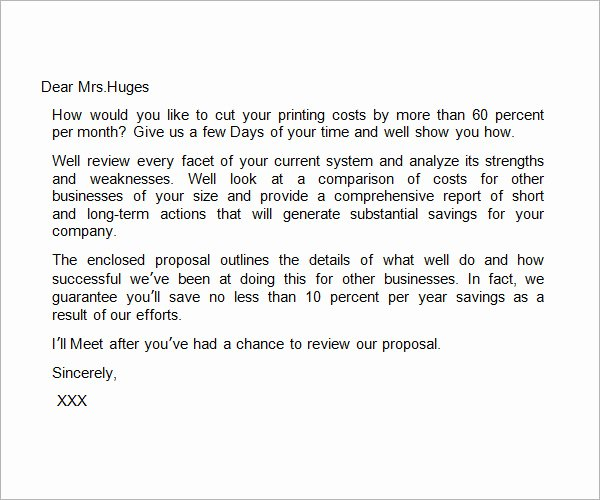 Business Proposal Email Template Beautiful Business Proposal Letter 16 Download Free Documents In