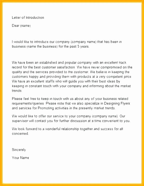 Business Proposal Email Template Best Of Business Letter Template Business Letter Template