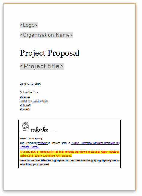 Business Proposal Email Template Best Of Proposal Template