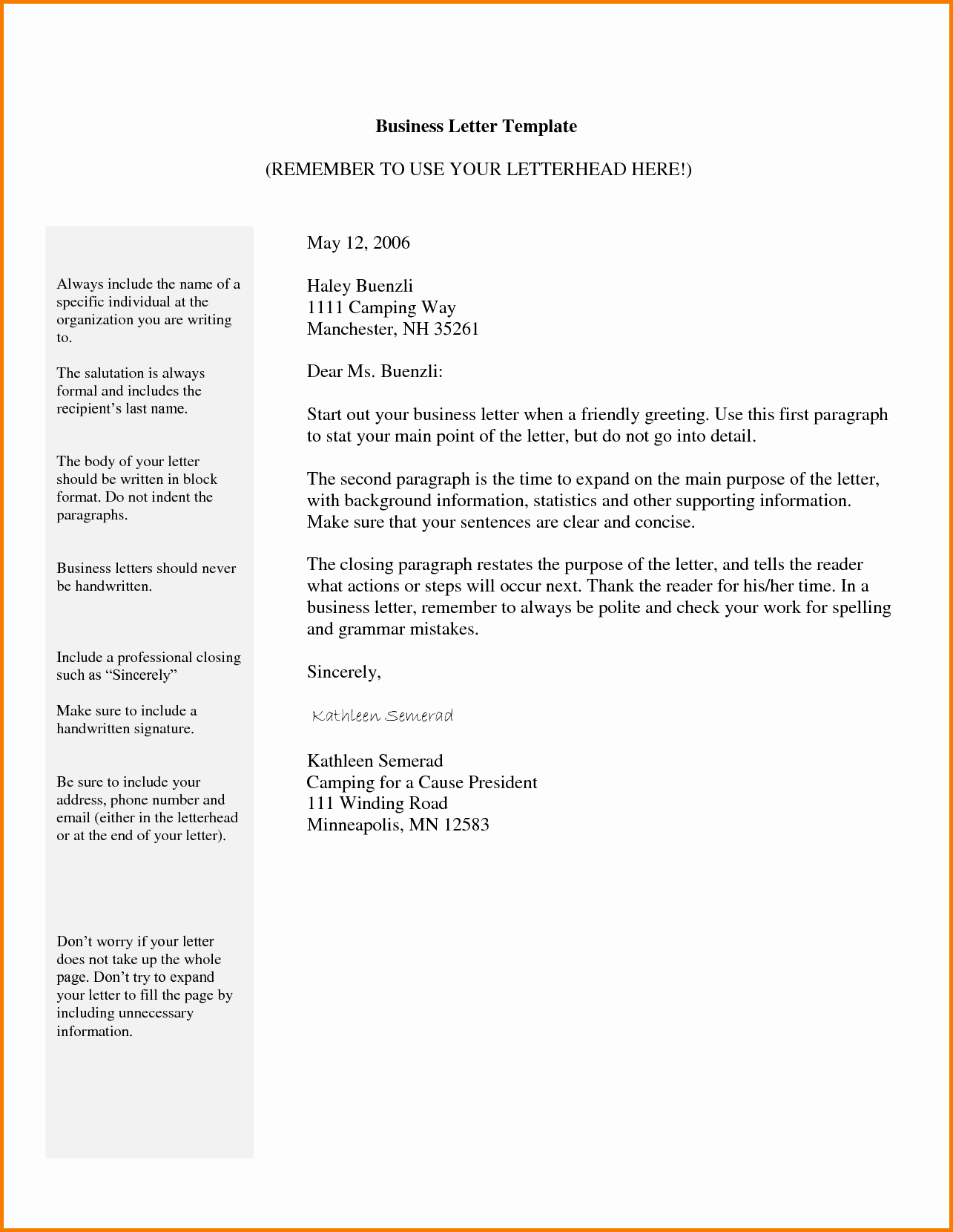 Business Proposal Email Template Inspirational 10 formal Email Templates