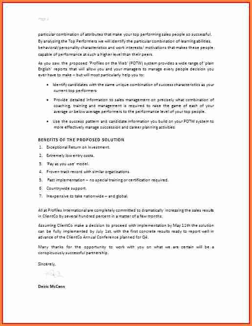 Business Proposal Email Template Unique 7 How to Send A Business Proposal Email